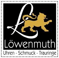 Uhren Schmuck Löwenmuth Logo
